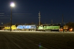 BNSF 2756, CEFX 1015, and BNSF 2412